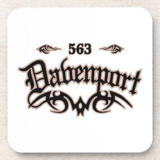 Davenport 563 coaster