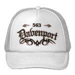 Davenport 563 gorras de camionero