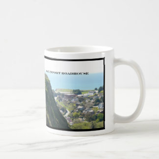 Davenport CA 95017 Coffee Mug