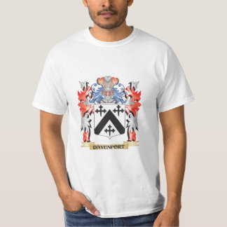 Davenport Coat of Arms - Family Crest T-Shirt