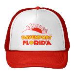 Davenport, la Florida Gorras De Camionero