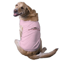 Dave's Knot Here Man - Pet Clothes