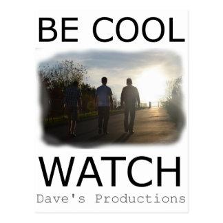 Dave's Productions Stuff Postcard