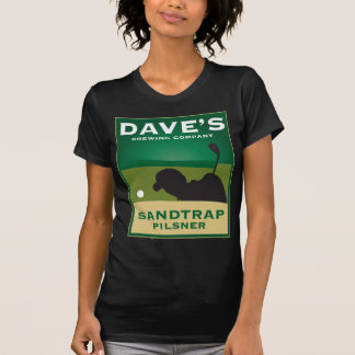 Dave's Sandtrap Pilsner T Shirt