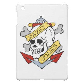 DAVEY JONES LOCKER PIRATE TATTOO PRINT iPad MINI CASE