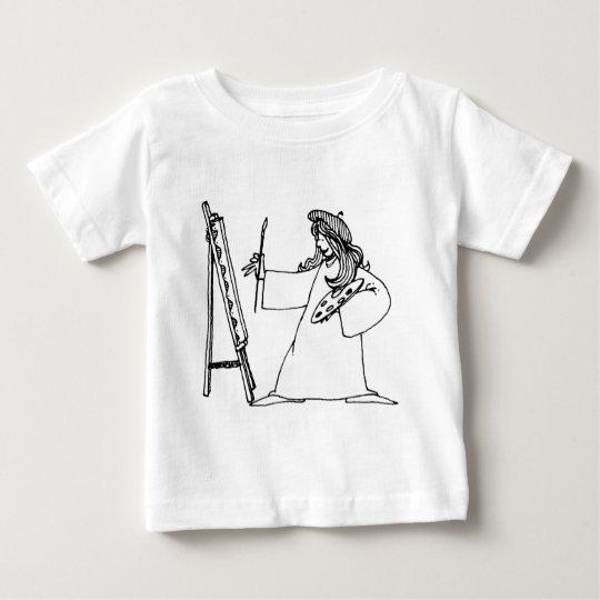 davholle artist baby T-Shirt