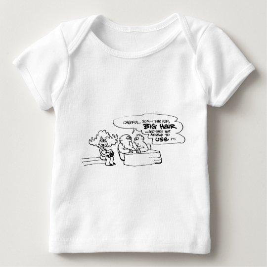 davholle big hair baby T-Shirt