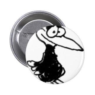 davholle black bird pins