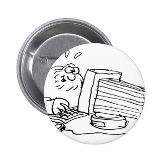 davholle computer pinback buttons