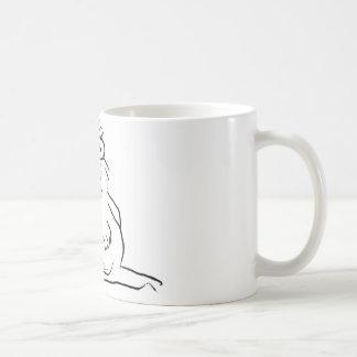 davholle critter coffee mug