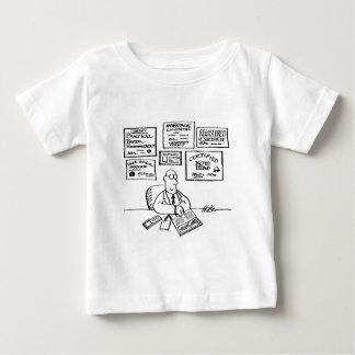davholle diplomas baby T-Shirt