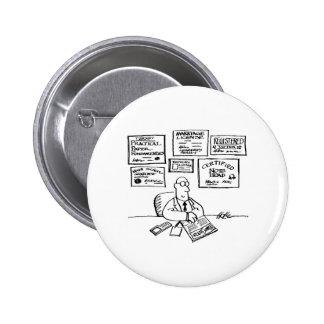 davholle diplomas buttons