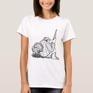 davholle hunter turkey T-Shirt