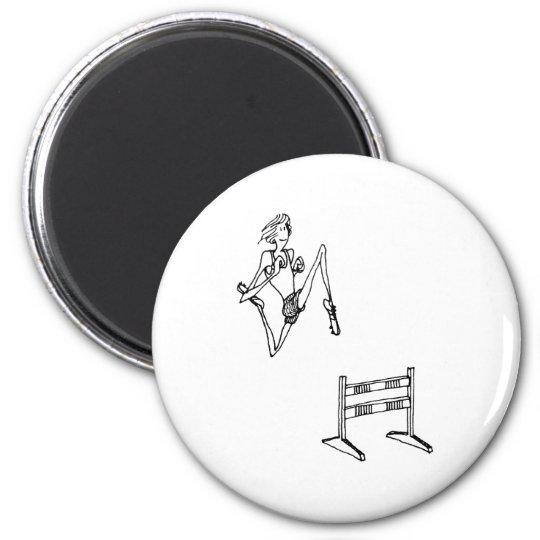 davholle hurdle magnet