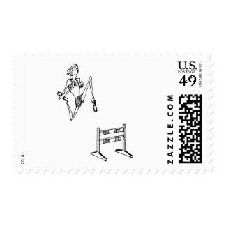 davholle hurdle postage