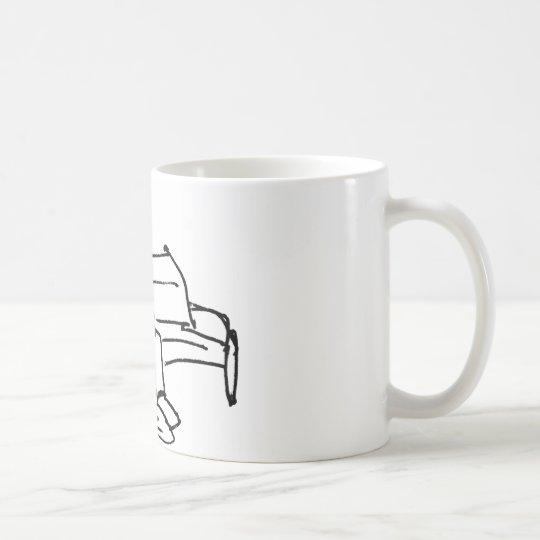 davholle out to stud coffee mug