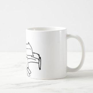 davholle out to stud mug
