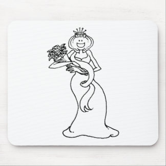 davholle queen mouse pads