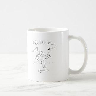 davholle situation excrement fan coffee mug