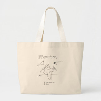davholle situation excrement fan jumbo tote bag