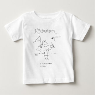 davholle situation excrement fan t-shirt