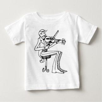 davholle violinist baby T-Shirt