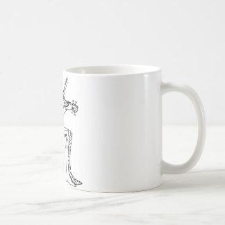 davholle violinist coffee mug