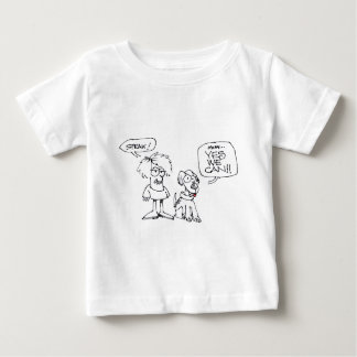davholle yes we can baby T-Shirt