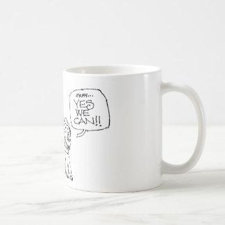 davholle yes we can coffee mug