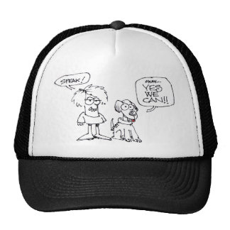 davholle yes we can trucker hats