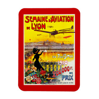 d'Aviation de Lyon de Semaine Imán De Vinilo
