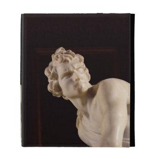 David, 1623-24 (marble) (detail) iPad cases