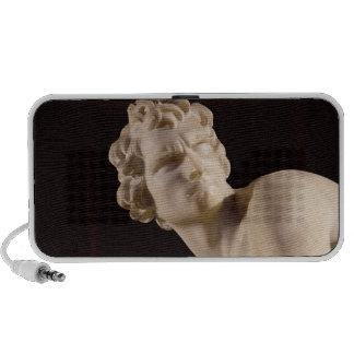 David, 1623-24 (marble) (detail) iPod speaker