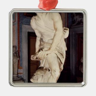 David, 1623-24 metal ornament