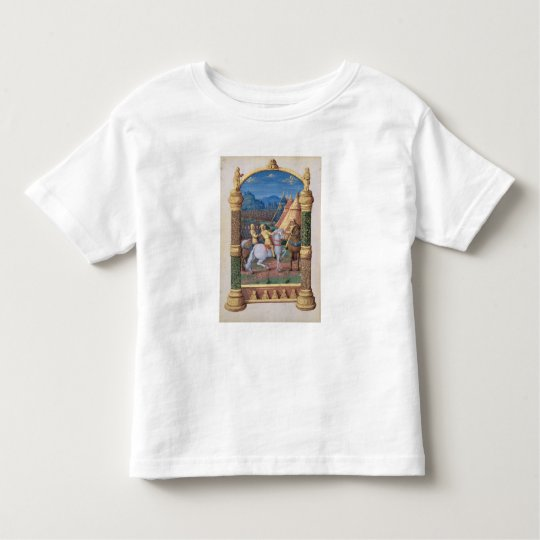 David and Absalom at war for the Crown Toddler T-shirt