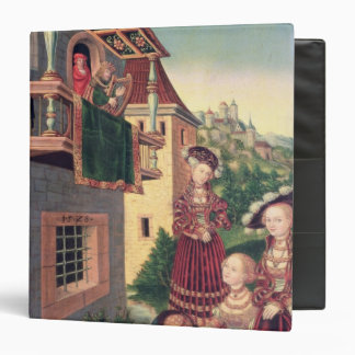 David and Bathsheba, 1528 3 Ring Binder