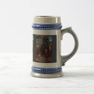 David And Bathsheba By Cranach D. Ä. Lucas (Best Q Mugs