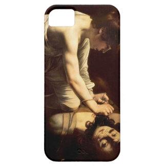 David and Goliath - Caravaggio c.1610 iPhone SE/5/5s Case