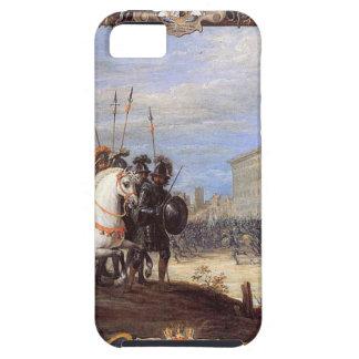 David Antonio Manocada repulses Caberra by David iPhone SE/5/5s Case