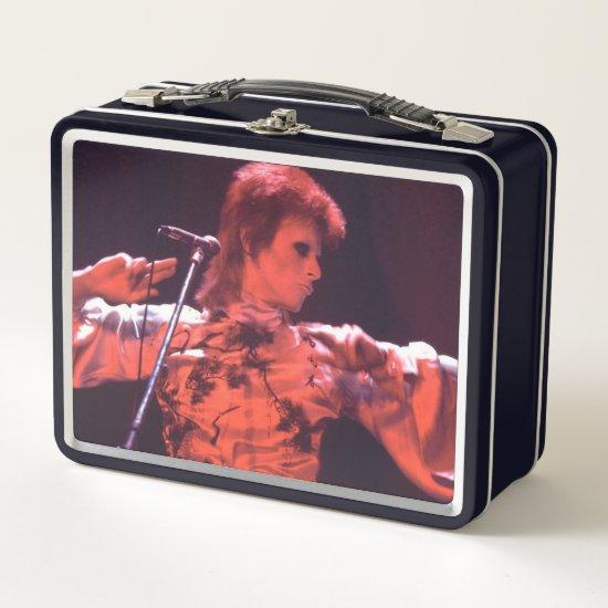 David Bowie | 1973 Ziggy Stardust Metal Lunch Box