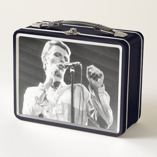 David Bowie | 1978 Earls Court Metal Lunch Box