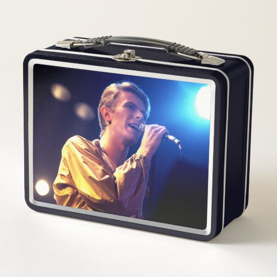 David Bowie | 1982 Metal Lunch Box