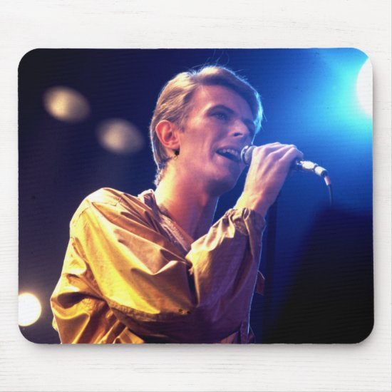 David Bowie | 1982 Mouse Pad