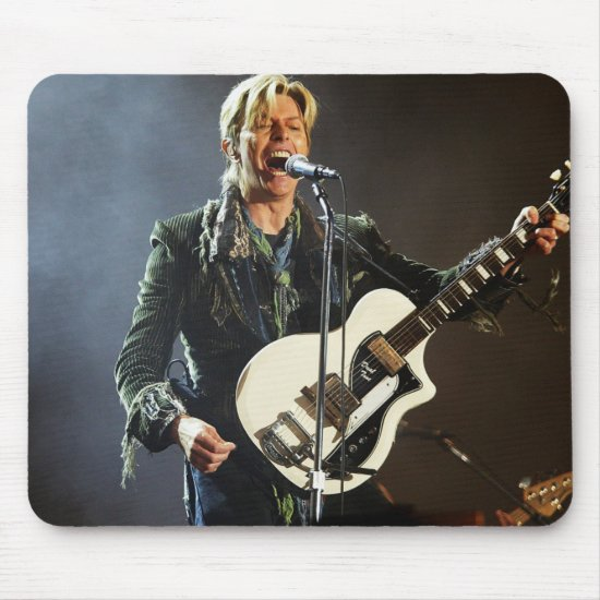 David Bowie | Isle of Wight Festival Mouse Pad