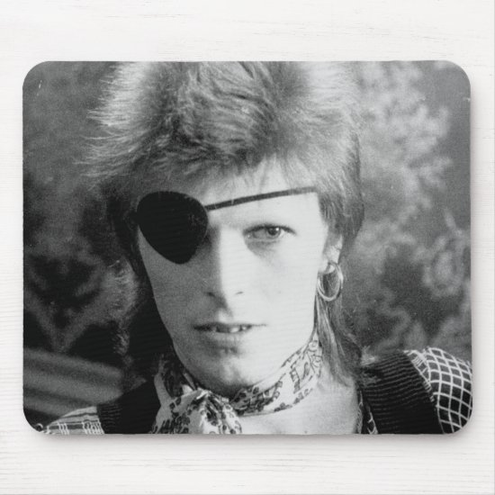 David Bowie | Ziggy Stardust | 1974 Holland Mouse Pad
