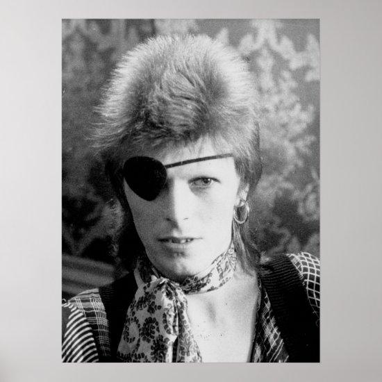David Bowie   Ziggy Stardust   1974 Holland Poster