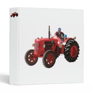 david brown tractor 3 ring binder