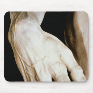 David by Michelangelo Buonarroti , 1501-04 Mouse Pad