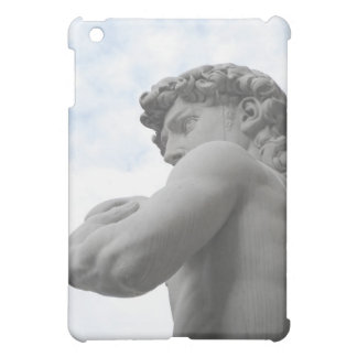 David by Michelangelo (detail) iPad Case