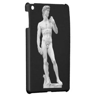 David by Michelangelo iPad Mini Case